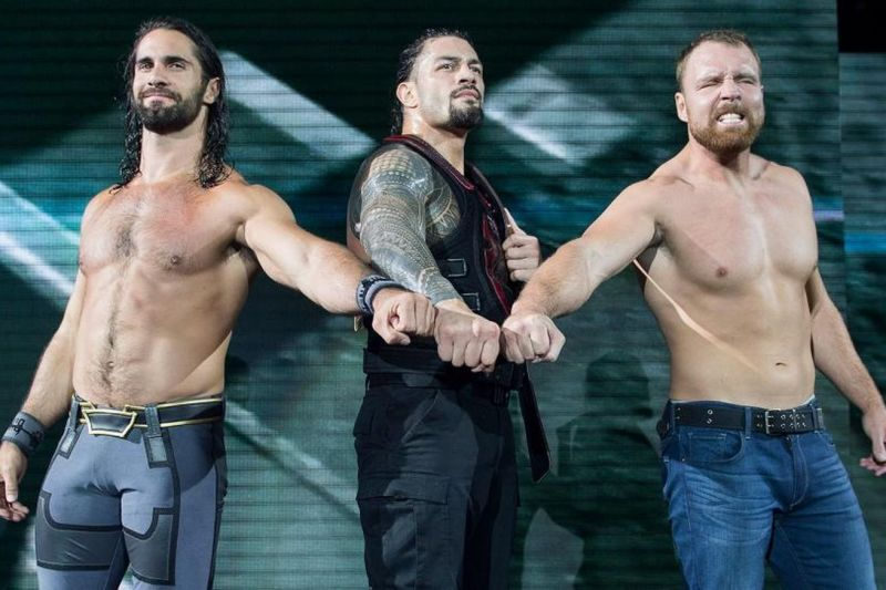 Could The Shield reunite for one last time?