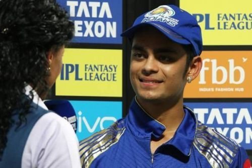 Ishan Kishan was in brutal form in the recent;y concluded Syed Mushtaq Ali trophy