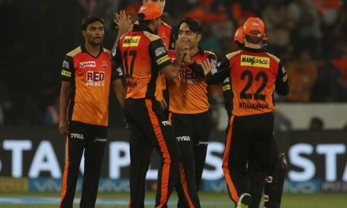 SRH are one of the best teams this season