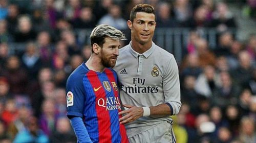 Both Messi and Ronaldo have scored heaps of goals against teams with weaker defences