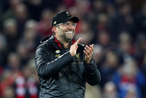 Jurgen Klopp is currently among the best managers in the world