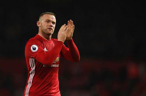 Former Manchester United superstar- Wayne Rooney