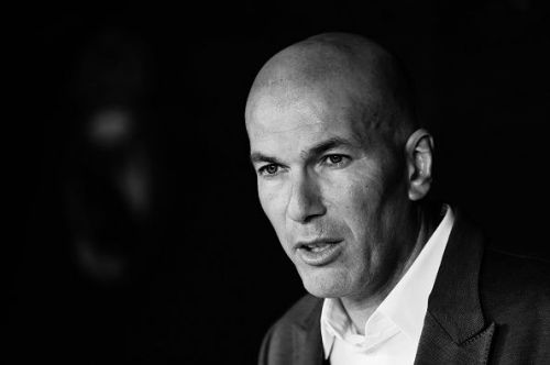 Real Madrid Unveil New Manager Zinedine Zidane