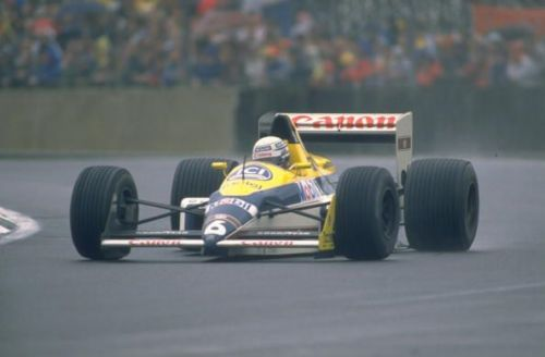 Riccardo Patrese's most successful period in F1 was his time at Williams.
