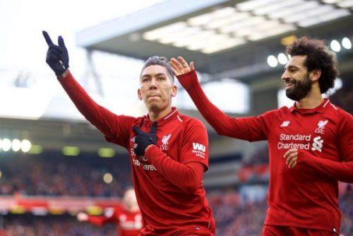 Liverpool defeated Burnley by four goals to two