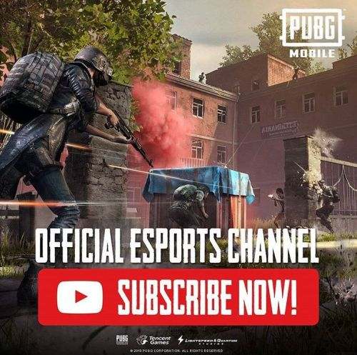 OFFICIAL ESPORTS CHANNEL
