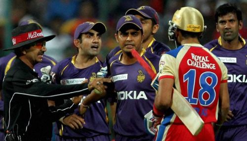 Gambhir and Kohli