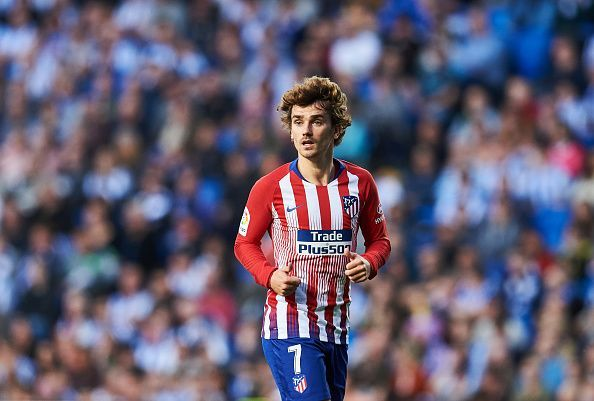 newest 29dee ed478 Barcelona Transfer News: Antoine Griezmann reportedly wants ...