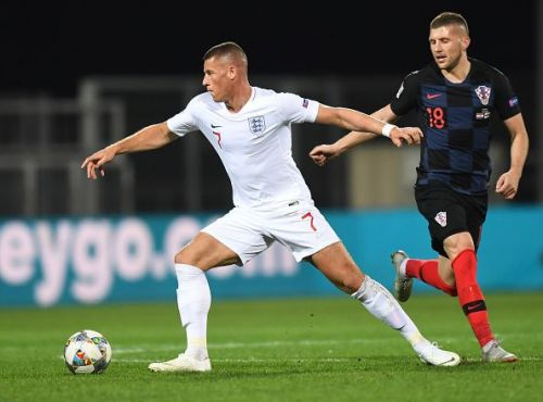 Chelsea's Ross Barkley could start after impressing in the Nations League last year