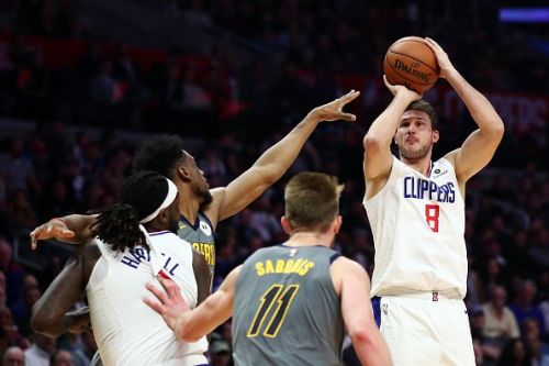 Los Angeles Clippers were amazing all week