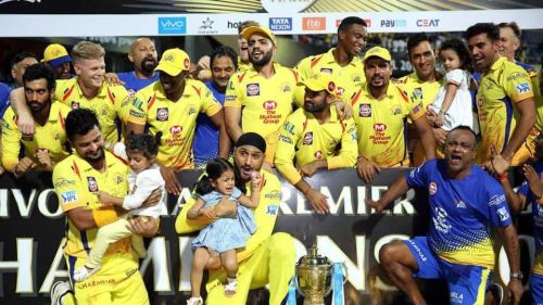 What are the loopholes within the CSK squad?