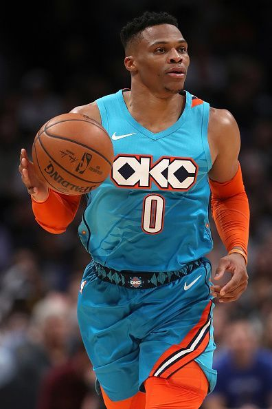 Oklahoma City Thunder guard is one of the elite fantasy guards