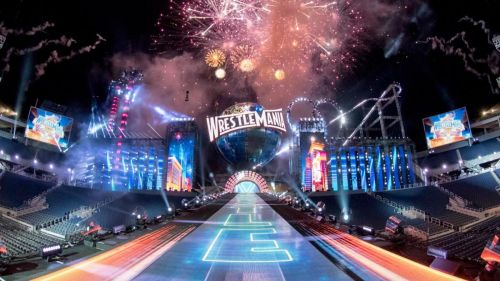 WrestleMania 33 featured The Undertaker vs. Roman Reigns, Brock Lesnar vs. Goldberg, the return of the Hardy Boyz and more.