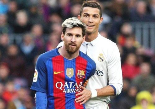 Liverpool legend has claimed in his weekly column that Ronaldo and Messi are the best in Europe.