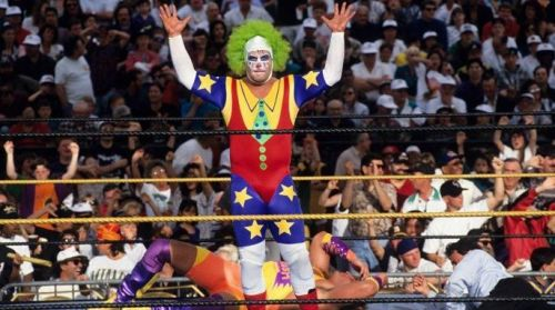 It may have been all downhill after WrestleMania 9, but Doink the Clown had his moment.