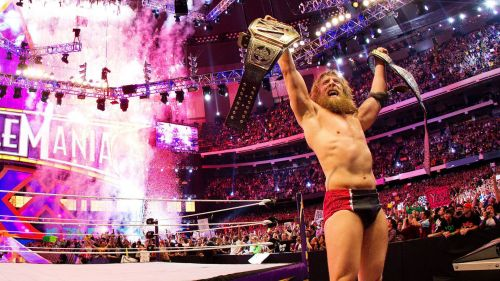 Daniel Bryan is only one of three wrestlers that have had five victories in a row at WrestleMania