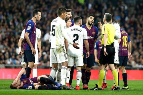 Real Madrid failed to find the net again and suffered second El Clasico loss in a span of three days