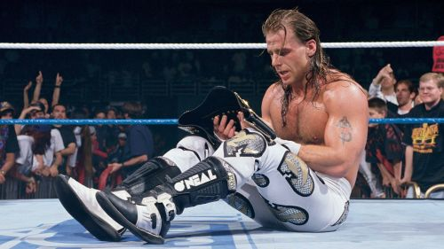 Shawn Michaels had a career-defining moment at WrestleMania 12.