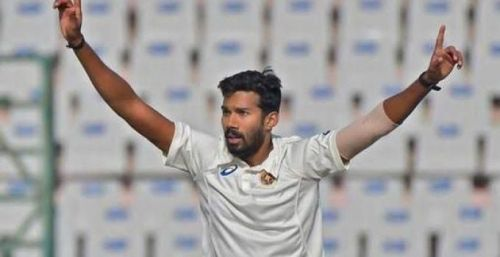 Sandeep Warrier the pacer from Kerala to play for Kolkata Knight Riders in the 2019 Indian Premier League.