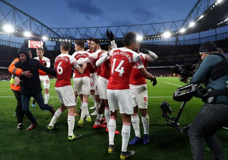Arsenal secured an important victory