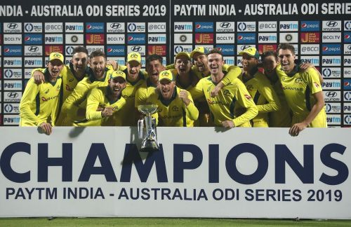 An ODI series win after more than two years was the confidence boost that Australia needed