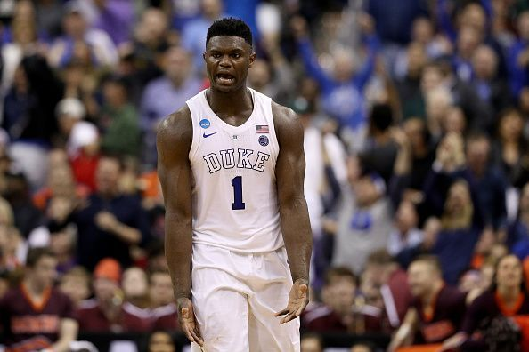 Zion Williamson will be in action once again as Duke look to advance to the Final Four