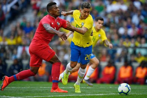 Firmino had a frustrating outing, failing to make any impact