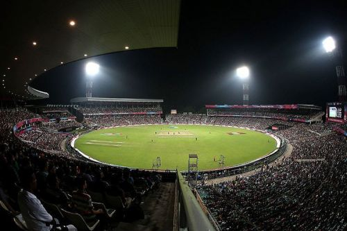 Eden Gardens is one of the most iconic cricket stadiums in the world