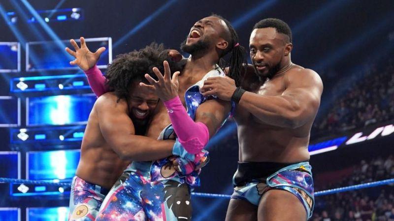 Kofi Kingston will be competing in the WWE Championship match!