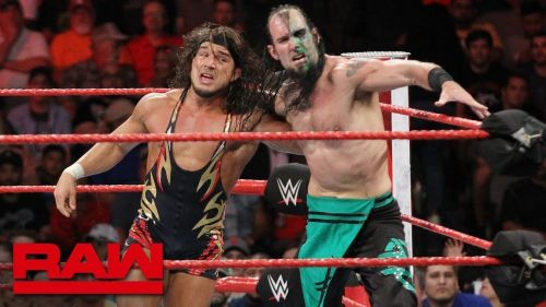 viktor has lost 23 raw matches in a row