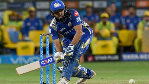 Rohit is set to open for the Mumbai Indians