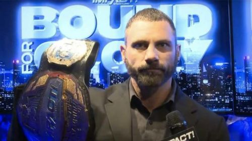 Austin Aries shocked a lot of people when he walked out of Impact following his main event loss to Johnny Impact at Bound For Glory.
