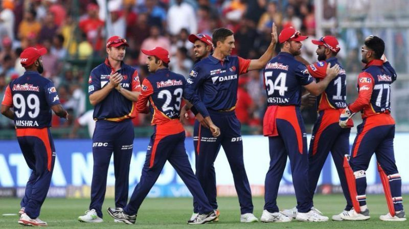 Delhi Capitals Team