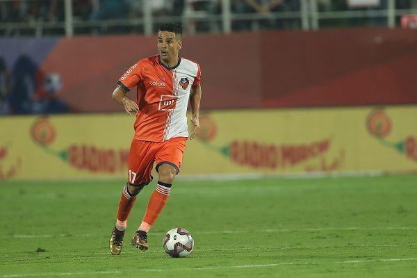 Carlos Pena, FC Goa defender