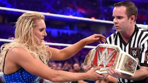 Will Charlotte Flair earn the Championship?