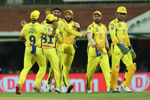CSK Looking to Continue this Form against DC