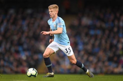 Zinchenko enjoyed another solid outing in his fourth successive start