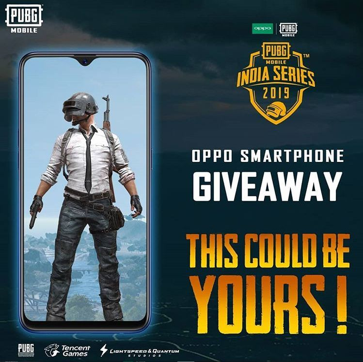 PUBG Mobile Smartphone Giveaway Contest: How to Register to Win a