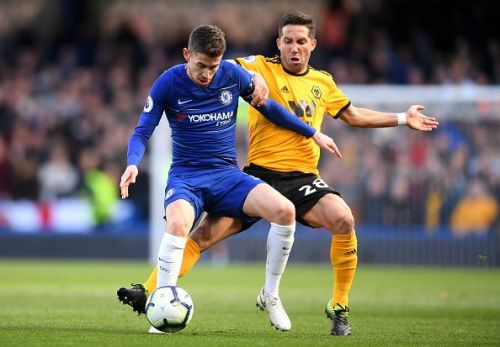 Sarri does not admit, but he does give special treatment to Jorginho.
