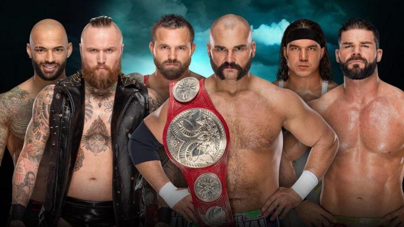 triple threat tag team match