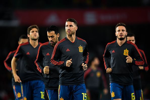 Spain World Cup 2020 Squad.Euro Cup 2020 Qualification Spain Squad List And Predicted