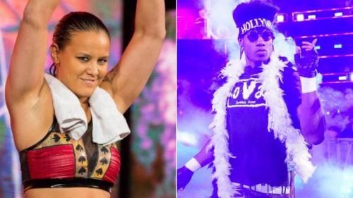 Shayna Baszler and Velveteen Dream are two of NXT's biggest stars