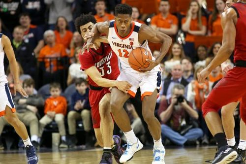 The Virginia Cavaliers enter the tournament with the best defense in the country