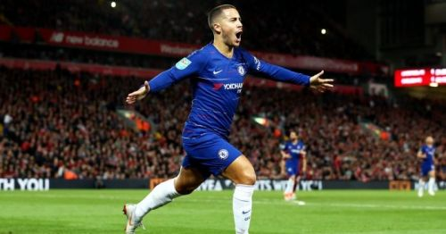 Chelsea legend in the making
