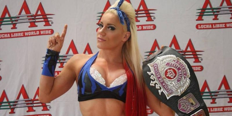 Will Taya Valkyrie make it to the WWE?
