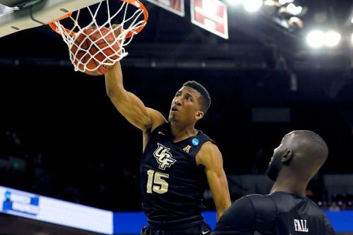 Aubrey Dawkins almost led UCF to an unlikely win over Duke