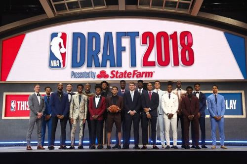2018 NBA Draft was a loaded one