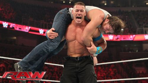 Could Cena be Dean Ambrose's final opponent before he leaves?