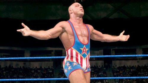 The stage has been set for Kurt Angle's retirement.
