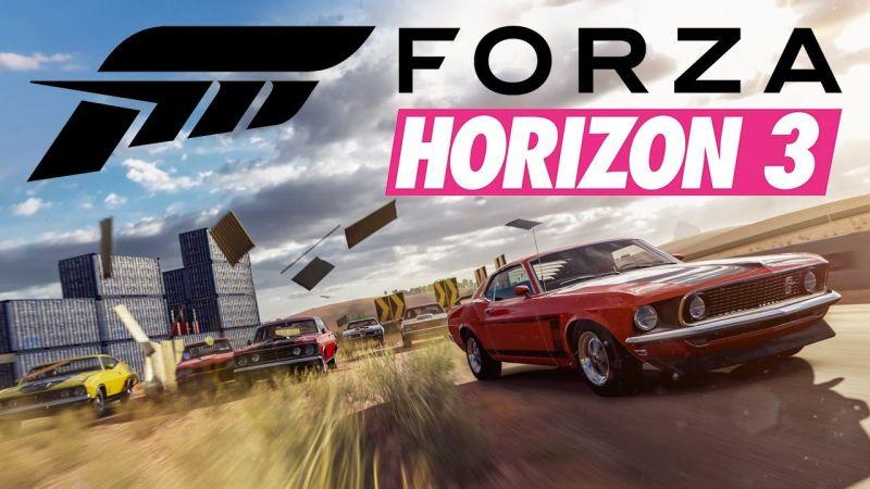 Forza Horizon: 3